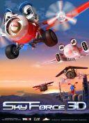 Аэротачки / Sky Force 3D (DVDRip/2012/Дубляж)