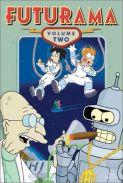 Футурама / Futurama - 2 сезон (2000/DVDRip)