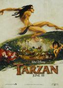 Тарзан / Tarzan (1999/HDTVRip/Дубляж)